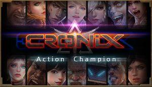 CroNix cover