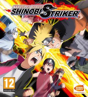 Naruto to Boruto: Shinobi Striker cover