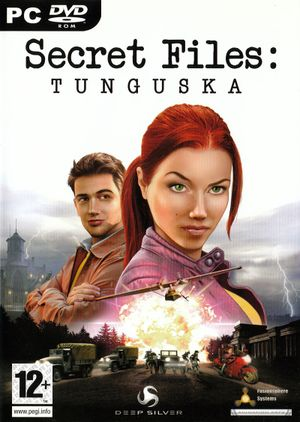 Secret Files: Tunguska cover