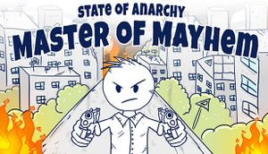 State of Anarchy: Master of Mayhem cover
