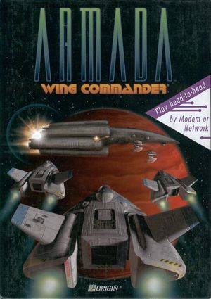 Wing Commander: Armada cover
