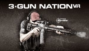 3Gun Nation VR cover