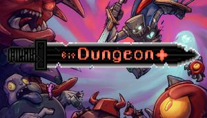 Bit Dungeon+ cover