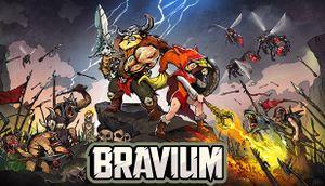 Bravium cover