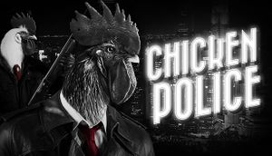 Chicken Police cover