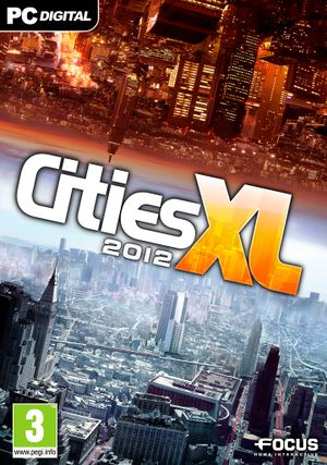 Cities XL 2012 cover
