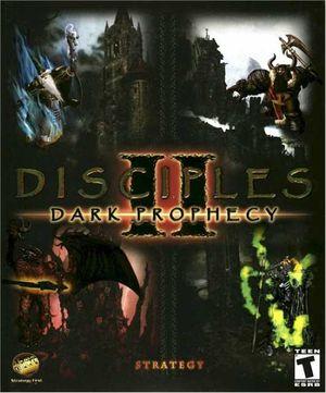Disciples II: Dark Prophecy cover