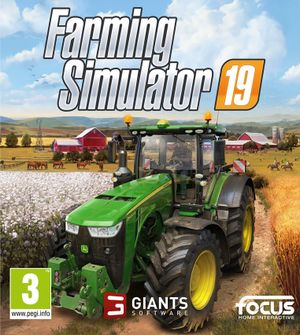 Farming Simulator 19 cover