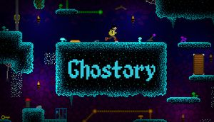 Ghostory cover