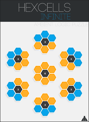 Hexcells Infinite cover