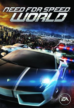 Need for Speed: World cover