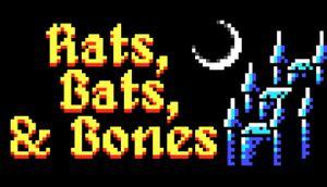 Rats, Bats, and Bones cover