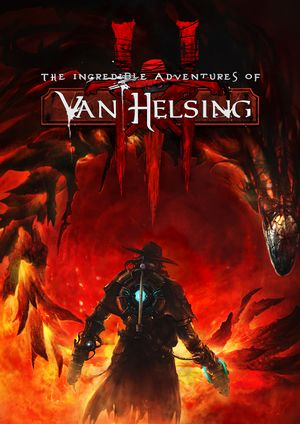 The Incredible Adventures of Van Helsing III cover