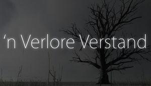 'n Verlore Verstand cover