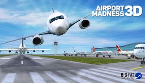 Airport Madness 3D cover