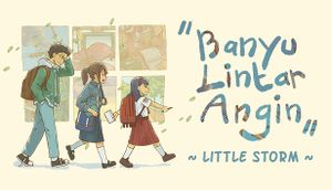 Banyu Lintar Angin - Little Storm - cover