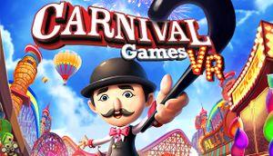 Carnival Games VR cover