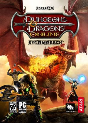 Dungeons & Dragons Online cover