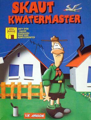 Skaut Kwatermaster cover