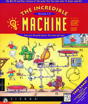 The Incredible Machine 3 cover