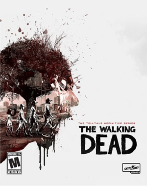 The Walking Dead:The Telltale Definitive Series cover