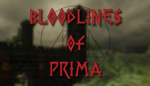 Bloodlines of Prima cover