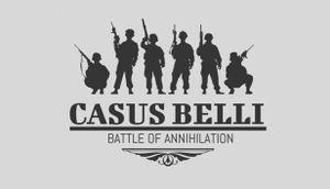 Casus Belli: Battle of Annihilation cover