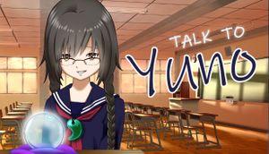 Talk to Yuno cover