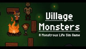 Village Monsters cover