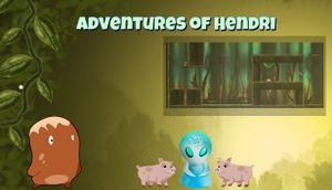 Adventures of Hendri cover