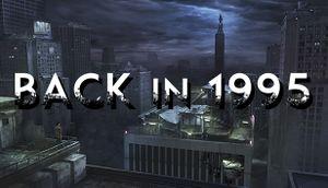 Back in 1995 cover
