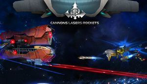Cannons Lasers Rockets cover