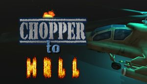 Chopper To Hell cover