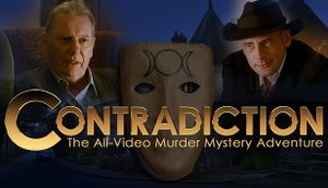 Contradiction: Spot The Liar! cover