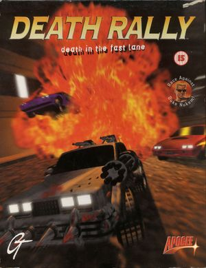 Death Rally cover