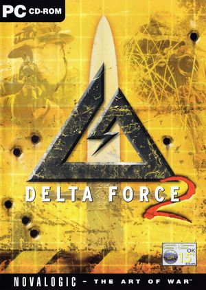 Delta Force 2 cover
