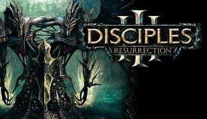 Disciples III: Resurrection cover