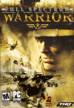 Full Spectrum Warrior cover