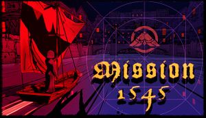 Mission 1545 cover