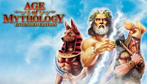 Age of Mythology: Extended Edition cover
