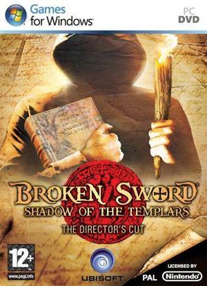 Broken Sword: Shadow of the Templars: Director's Cut cover