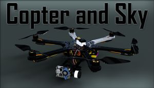 Copter and Sky cover