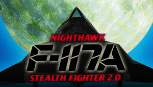 F-117A Nighthawk Stealth Fighter 2.0 cover