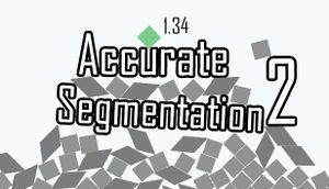 Accurate Segmentation 2 cover