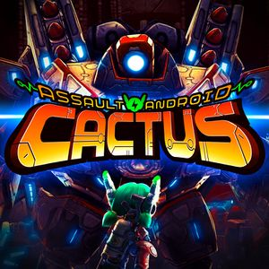 Assault Android Cactus cover
