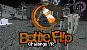 Bottle Flip Challenge VR cover
