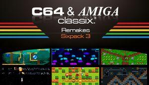 C64 & AMIGA Classix Remakes Sixpack 3 cover