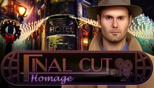 Final Cut: Homage Collector's Edition cover