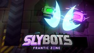 Slybots: Frantic Zone cover
