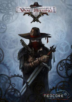The Incredible Adventures of Van Helsing cover